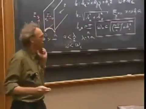 Lec 19: Exam 2 Review | 8.03 Vibrations and Waves, Fall 2004 (Walter Lewin)