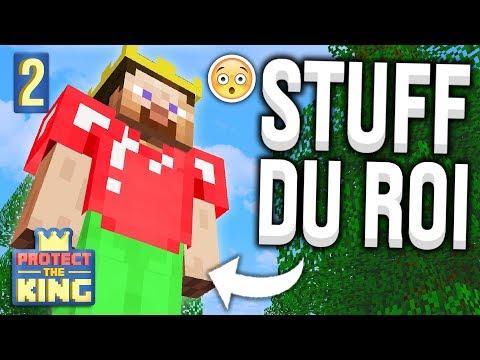 ON S'EST FAIT VOLER LE STUFF DU ROI... - Episode 2   Protect The King