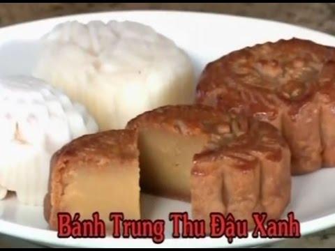 Bánh Trung Thu Đậu Xanh - Xuân Hồng