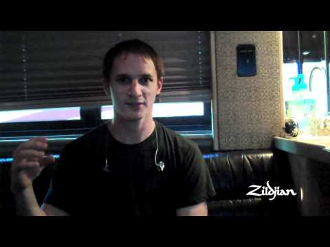 Zildjian Behind the Scenes - Jeff Friedl (Puscifer, A Perfect Circle)