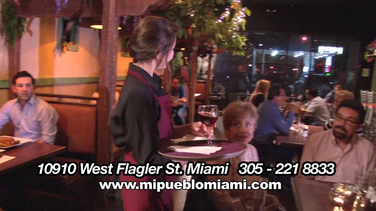 Mi Pueblo Restaurante Miami