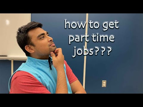 HOW TO FIND PART TIME JOBS IN CANADA EASILY  || EASIEST TO HARDEST WAY || JOBS IN LONDON ONTARIO🇨🇦