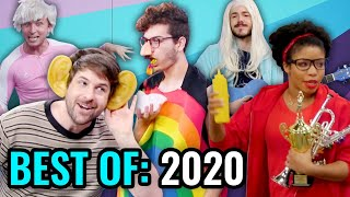 Try Not to Laugh Challenge - Best of 2020!