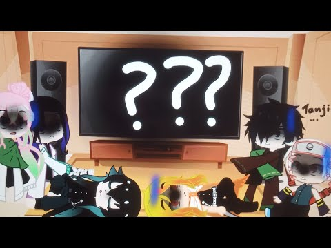 Hashira's react to why tanjiro is so kind   Peri animates   original!