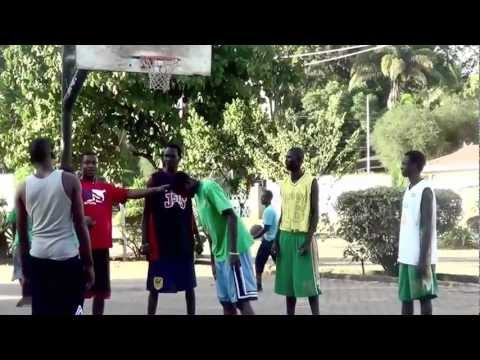 Dankind Academy Episode 1 (Basketball In Africa)