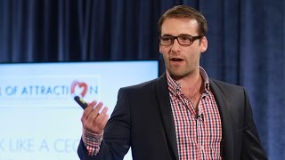 Think Like a CEO – Date Like a Rockstar | Damien Diecke | Full Length HD
