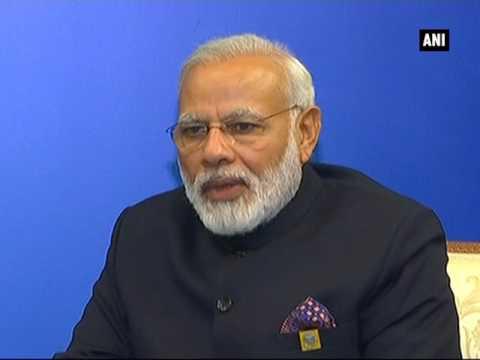 PM Modi meets Afghanistan President Ashraf Ghani - ANI News