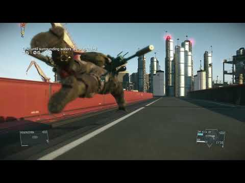 MGSV FOB INFILTRATION PAST DEFENDER (Xross-M) @ memo1983zakaria (277,949pts, lvl 78, R&D)