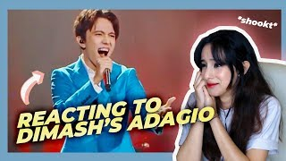 Download American Girl Reacts to Dimash - Adagio Mp3 and Videos