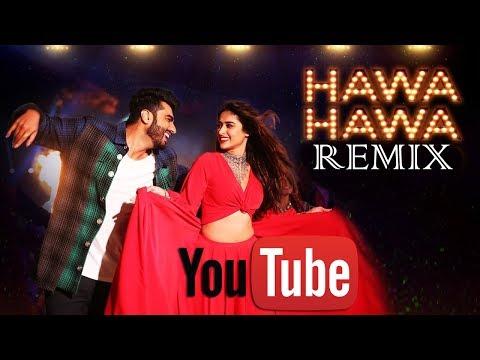 Hawa Hawa |Mubarakan |Remix|DJ|2017|Arjun Kapoor| Mika Singh