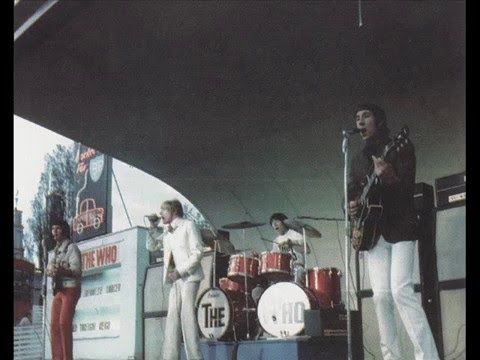 The Who- Live In Stockholm, Sweden 1966/06/02