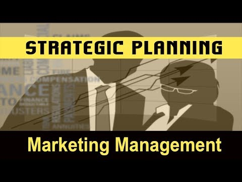 Corporate Division & Strategic Planning | Microscopic View of Planning l Part 10