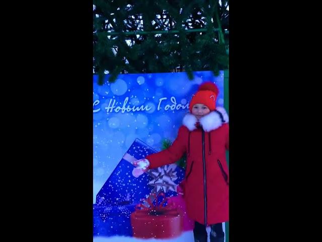 Изображение предпросмотра прочтения – УльянаСпириденко читает произведение «Весна (Зима не даром злится…)» Ф.И.Тютчева