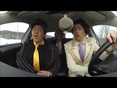 Russian Car Karaoke