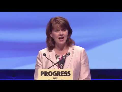 Leanne Wood Speech at SNP Conference 2017