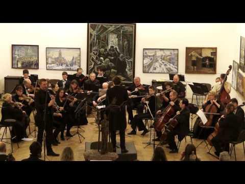 В.А.Моцарт концерт для кларнета с оркестром Ля мажор KV 622 (2 и3 части)