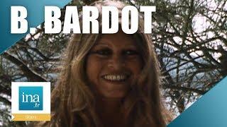 1980 Brigitte Bardot à La Madrague Archive Ina
