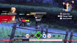 Xenoblade Chronicles - First hour gameplay in HD - European Version - Part 4