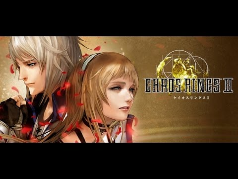 Chaos Rings II sur Android 4.4.4 by QualQuek