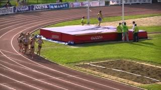 XXIX Cto. España Promesa (Durango) - 800 metros lisos fem. (Semifinal 1)