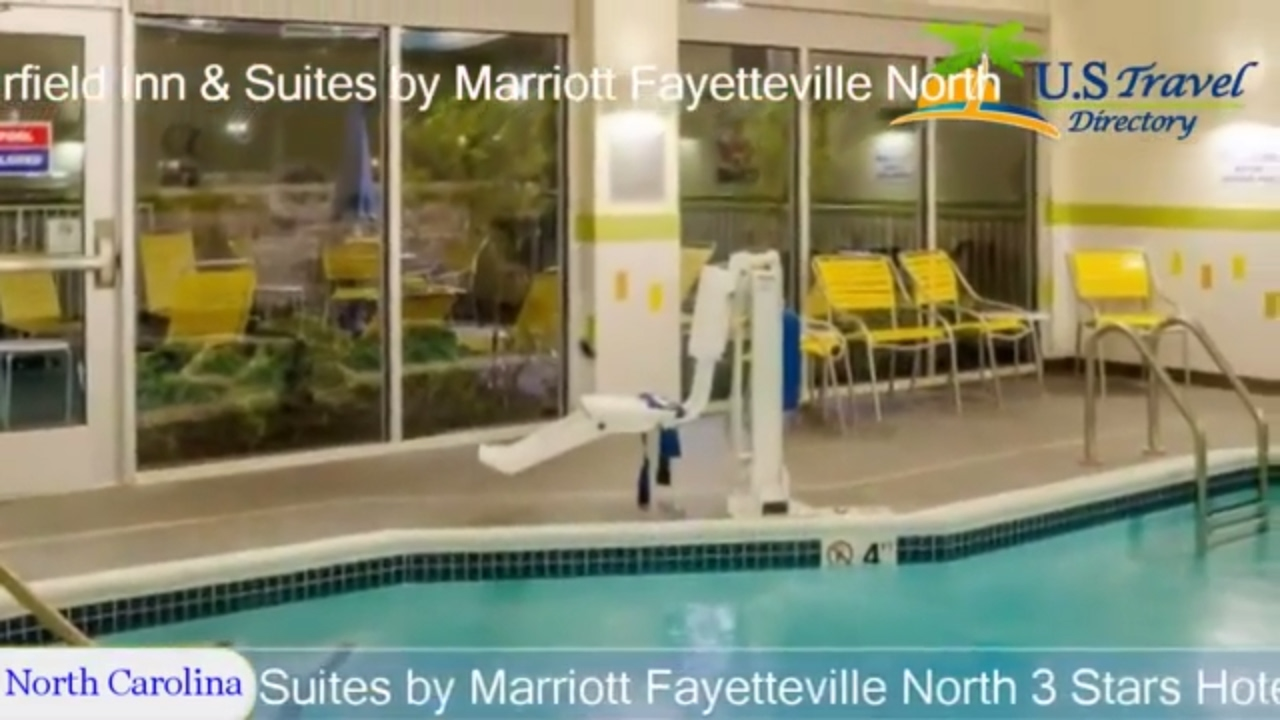 Fairfield Inn Suites By Marriott Fayetteville North Hotels Carolina