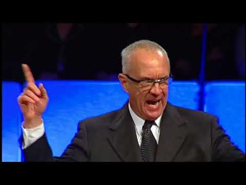"""We Are Measured By God's Pattern"" Anthony Mangun BOTT 2008"