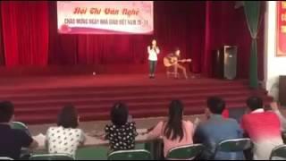 Tôi là người Việt Nam (Hòa Minzy) - Guitar acoustic cover - Hướng dẫn guitar hợp âm chuẩn