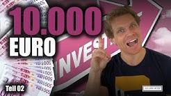 Wie würde ich jetzt 10.000 EUR investieren?