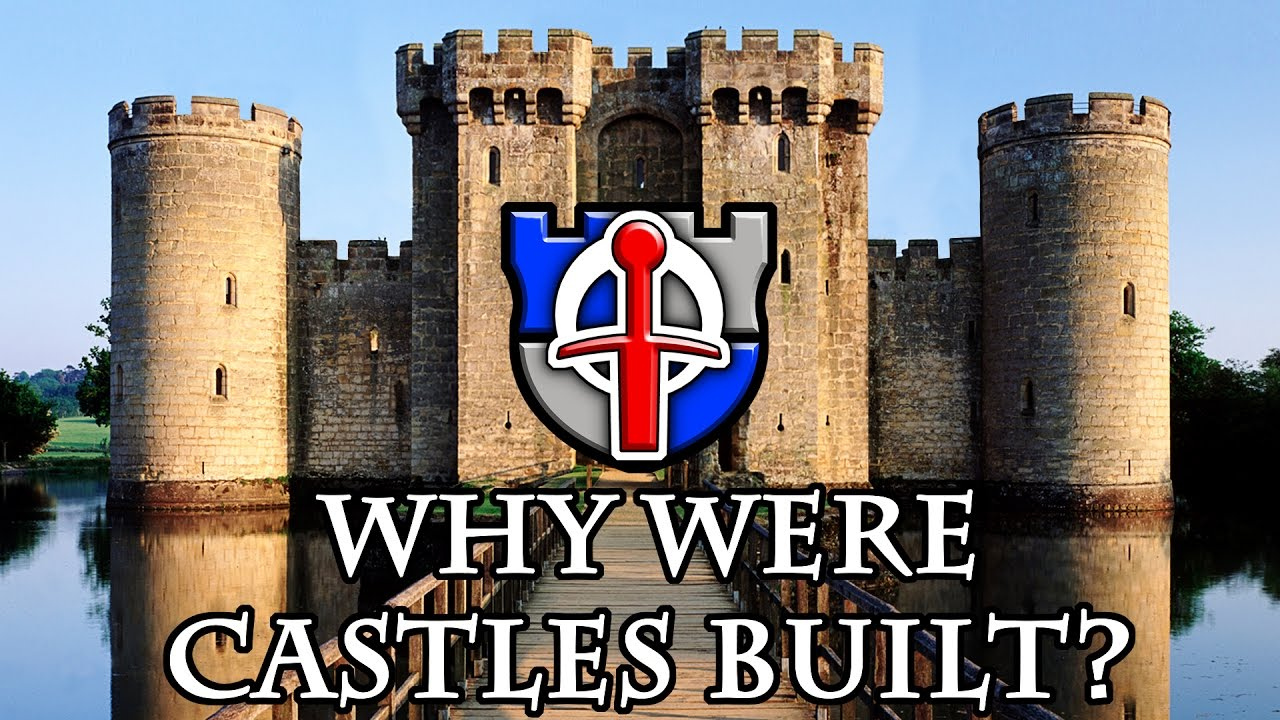 why were castles built in europe essay