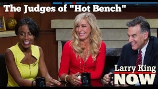 "The Judges of ""Hot Bench"" - Sneak Peek 