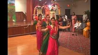 Kawadi dance