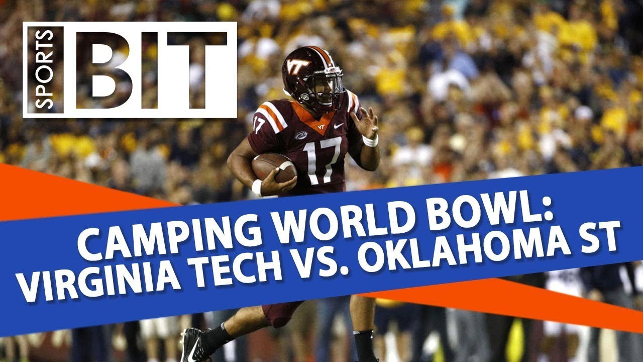 Image result for Oklahoma State vs Virginia Tech pic