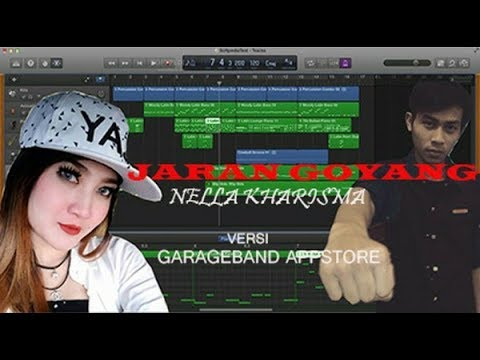 JARAN GOYANG [NELLA KHARISMA] versi garageband appstore