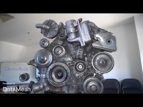 DataMesh Engine Demo