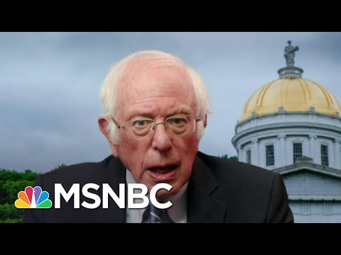 Bernie Sanders: 'The Next Three Months Are The Most Important In Modern U.S. History' | MSNBC