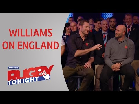 Ali Williams on his alleged England comments | Rugby Tonight