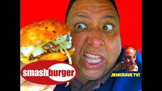 Smashburger's® French Onion Double Burger w/JKMCraveTV! thumbnail