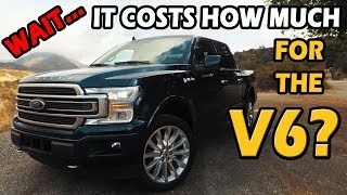 2018 Ford F150 Limited: The MOST expensive one. | Truck Central