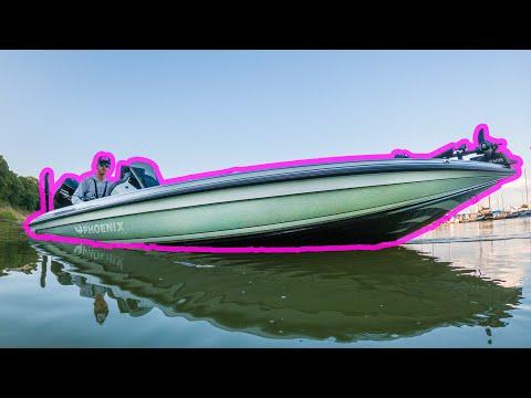 My Most Advanced Bass Fishing Boat Ever! (Walk Through & Dangle)