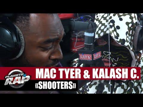 Youtube: Mac Tyer feat. Kalash Criminel«Shooters» #PlanèteRap