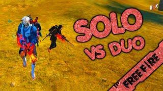[B2K] 솔로 VS 듀오 게임 플레이   7 백만 구독 주셔서 감사합니다