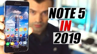 Galaxy Note 5 in 2019 - Everything YOU Should Know!
