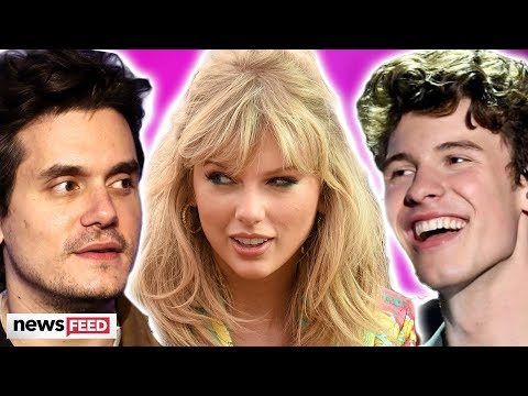 Download Lagu  John Mayer Makes Fun Of Taylor Swift's 'Lover' s & Shawn Mendes Gets Dragged For Laughing! Mp3 Free