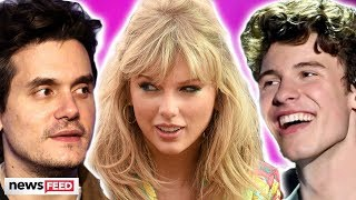 John Mayer Makes Fun Of Taylor Swift's 'Lover' Lyrics & Shawn Mendes Gets Dragged For Laughing!