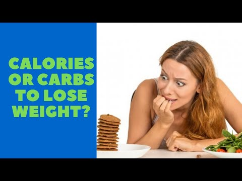 Should You Count Calories or Carbs to Lose Weight?