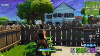 Secret underground basement on fortnite