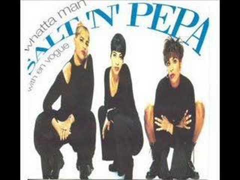 Salt N Pepa- Whatta Man