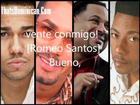 Debate de 4- Romeo Santos, Anthony Santo,...