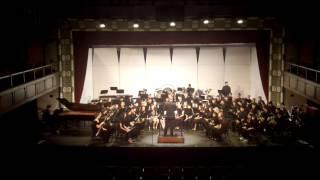 Chapman University Honor Band Shadow Falls