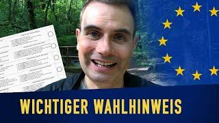 Achtung! Europawahl für Populisten | So geht es richtig
